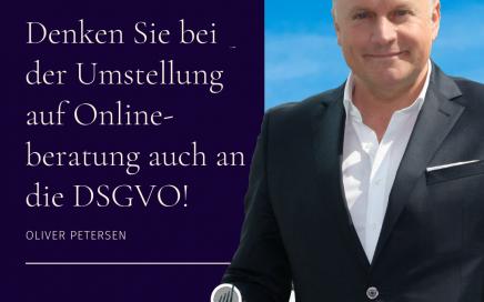 Videoberatung und DSGVO